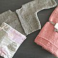 Baby box layette fille
