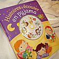 Histoires à écouter en pyjama [chut, les enfants lisent #50]