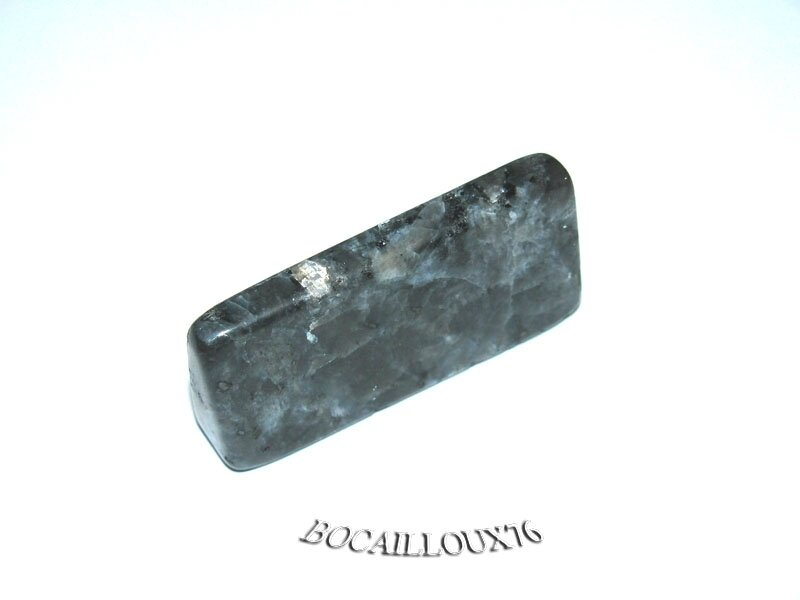 PORTE COUTEAU LARVIKITE 10 - 40x19x10mm - ART DE LA TABLE