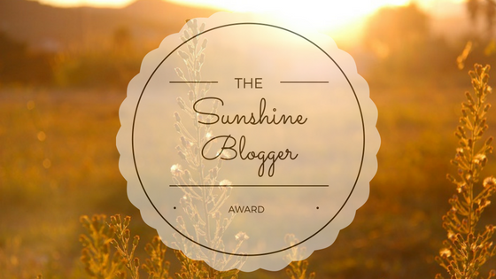 The Sunshine Blogger