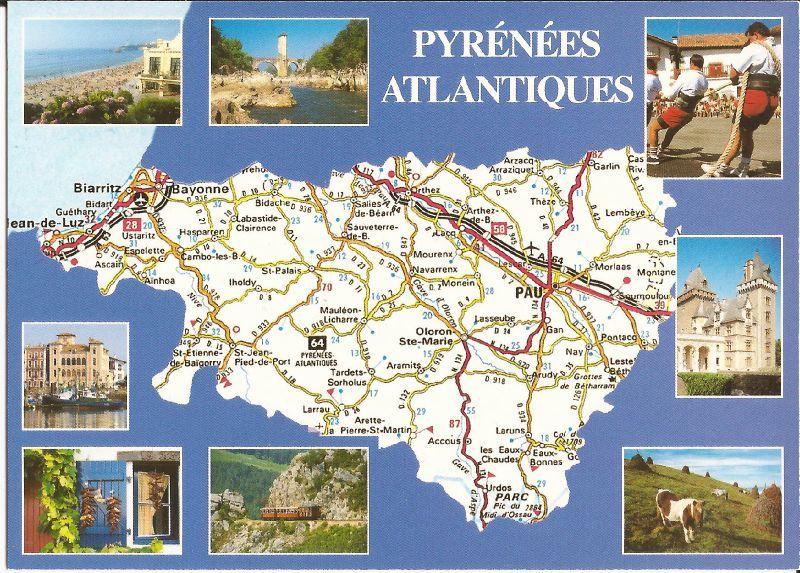 64 pyr n es atlantiques dans ma bo te aux lettres - Office du tourisme pyrenees atlantiques ...