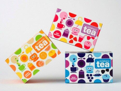 ╰☽ 57# Les enfants aussi ont le droit à leur tea time