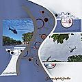AZZA 3 Pages à feuillets
