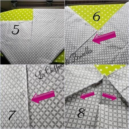 Tuto Sac Origami 2