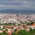 Vue de Clermont