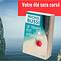 Le temps est assassin - michel bussi.