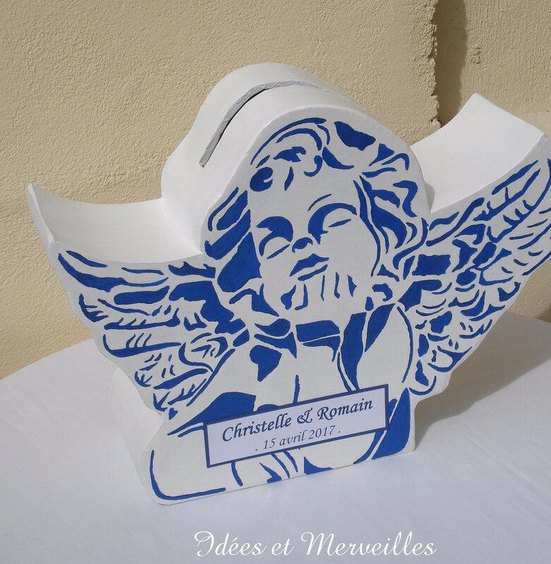 urne ange - idees et merveilles (bis)
