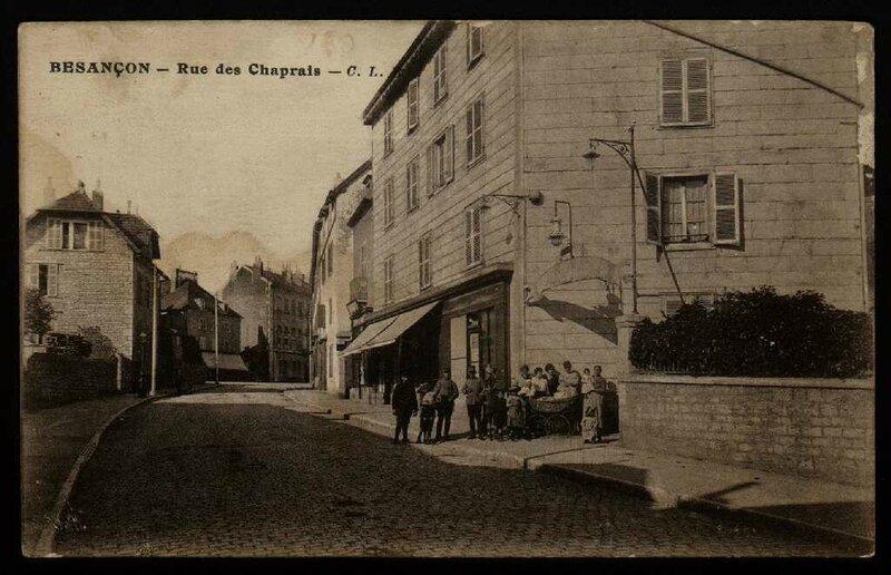 rue des chaprais 3