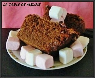 cake aux marshmallowos yp