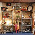 Exposition dans la boutique de michèle walter - jusqu'au 27 avril 2013