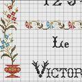 Victorine 9 et 10