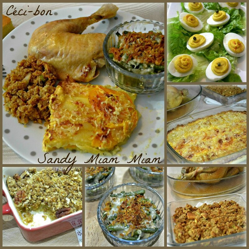 Collage Thanksgiving 2