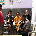 Vacances des enfants de l'association al michkat