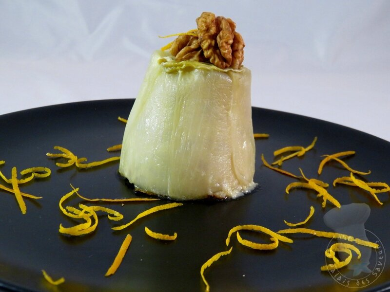 Timbale d'endive