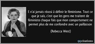 Citation Rebecca West