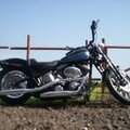 Softail bad boy 1997