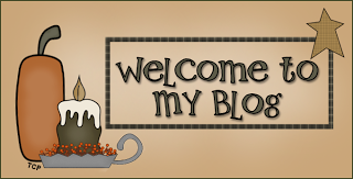 welcome to my blog autumn 2