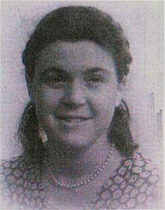 Marie Cave portrait