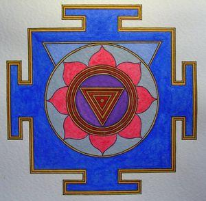 Kali_yantra