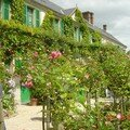 GIVERNY - Claude Monet