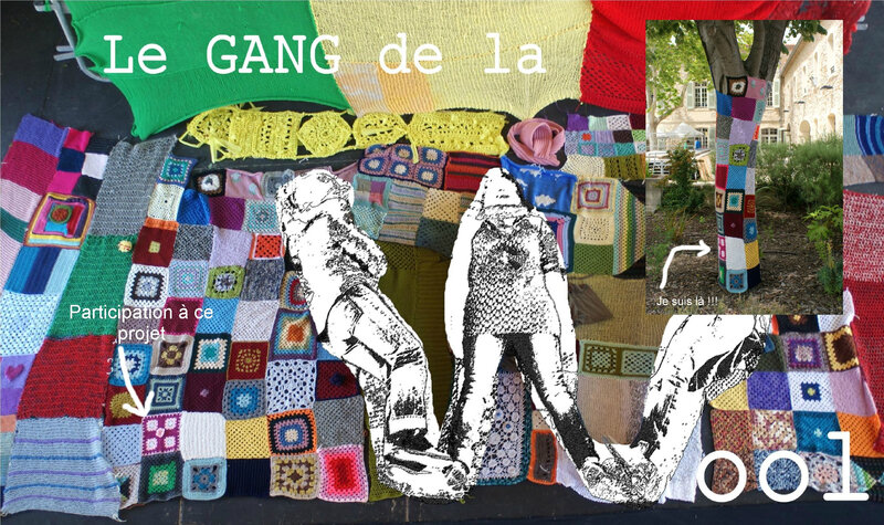 participation gang de la wool