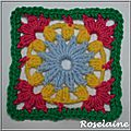 Granny square by simply crochet #9