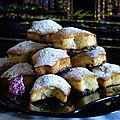 Muffins - raisins secs et chocolat / sans beurre