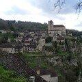Ballade en Tarn et Garonne, et Lot, Aveyron