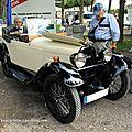 Aero type 10 roadster de 1932 (9ème Classic Gala de Schwetzingen 2011) 01