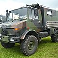 UNIMOG 1300L ancienne ambulance militaire Bad Teinach - Schmieh (1)