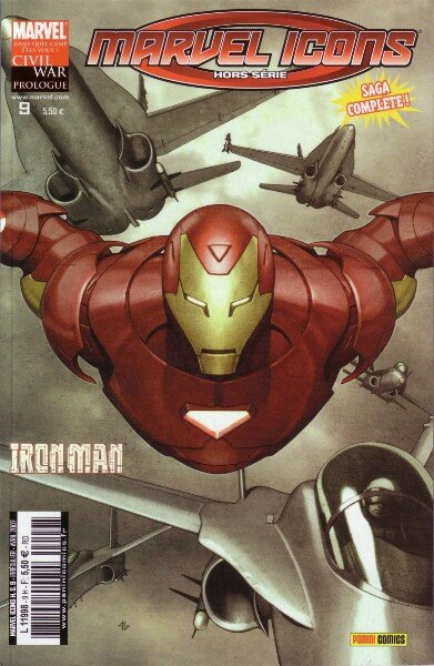 marvel icons hs 09 iron man