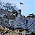 maison Gâtine toiture