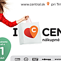 Centre commercial: centrál