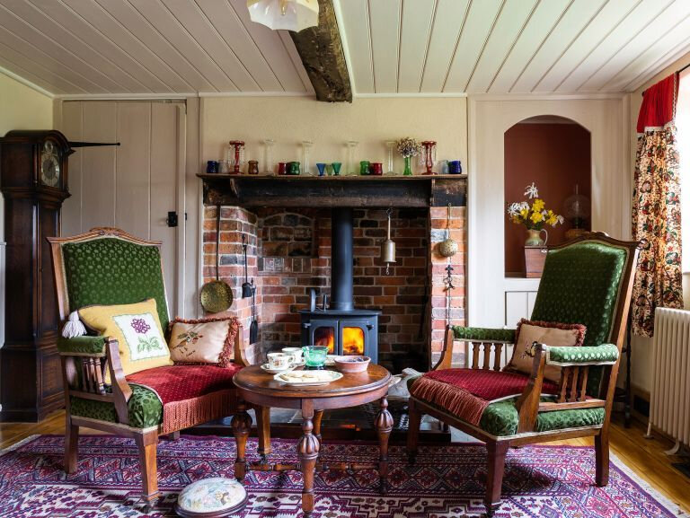 Vintage cottage in England photos by Kasia Fiszer (9)