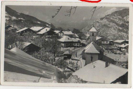Cartes Postales Serge Fiorio II Araches