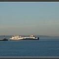 Le ferry etretat