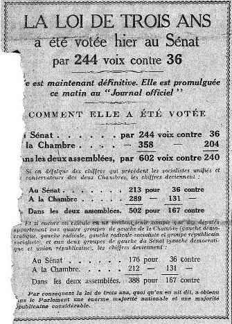 La Matin 8 Aout 1913