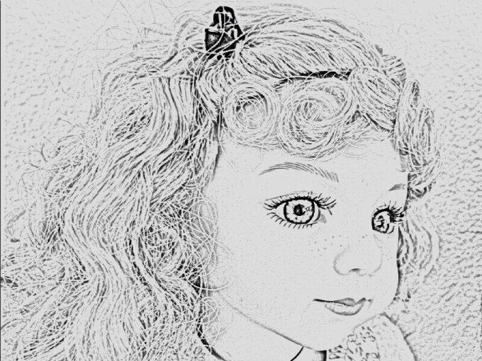 Jamie dessin