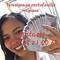 Monnaie d'argent portefeuille magique bénin, portefeuille magique conséquence, portefeuille magique explication