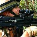 Soldiers women modern
