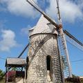 Le Moulin de Bézard à Marie-Galante