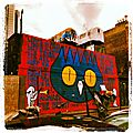 Street art londres : dscreet