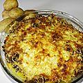 Gratin de pommes de terre et d'andouillette