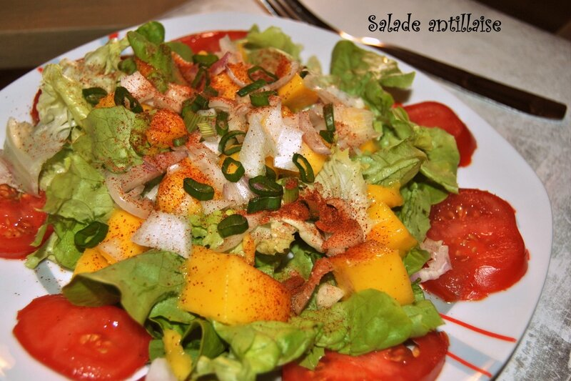 salade antillaise 2