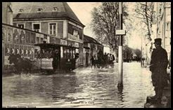 Bourges inondations