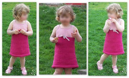 Petite robe d'été - Nananne