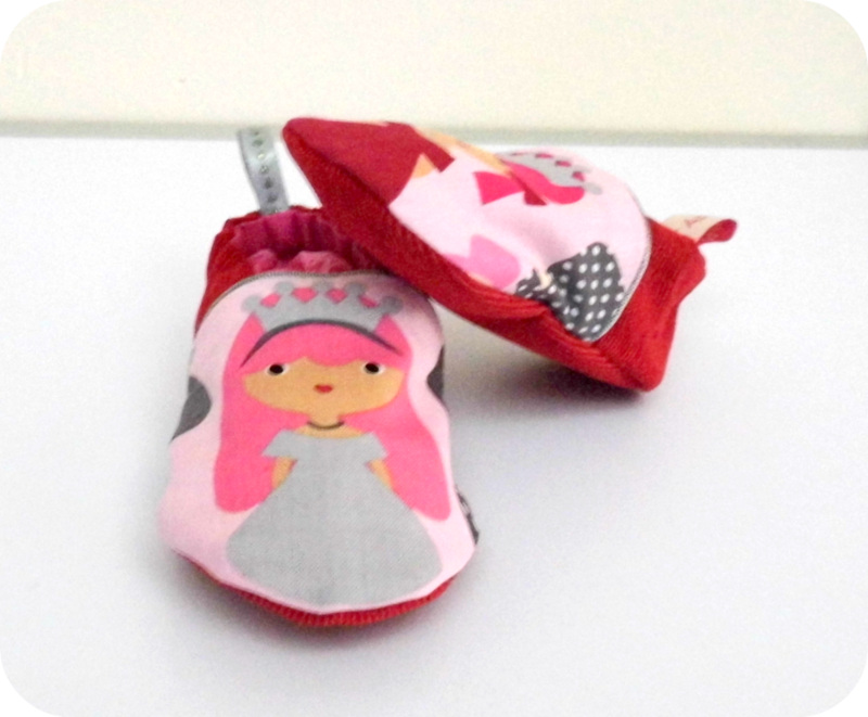 Chaussons princesses