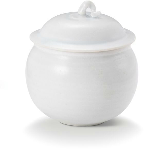 A small Qingbai jar and cover, Northern Song dynasty