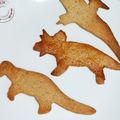 Dinosaures au sirop d'érable
