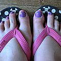 Summer beauty camp by hurley - tout pour mes pieds!